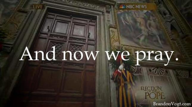 papal election